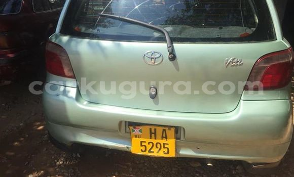 Acheter Occasions Voiture Toyota Vitz Autre à Bujumbura au Bujumbura