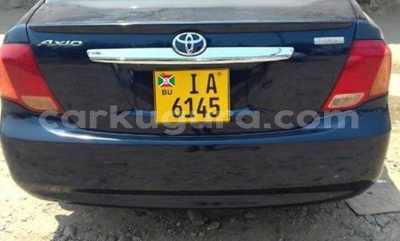 Acheter Occasion Voiture Toyota Axio Autre à Bujumbura, Bujumbura
