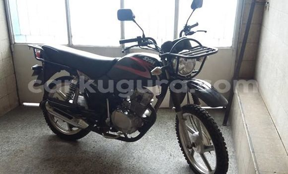Acheter Occasion Moto Sym WOLF Noir à Bururi, Burundi