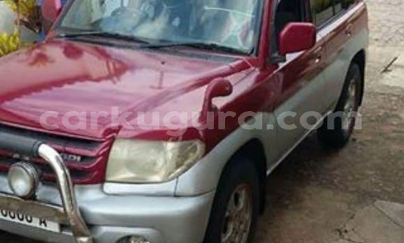 Acheter Occasion Voiture Mitsubishi Pajero Rouge à Bujumbura, Bujumbura