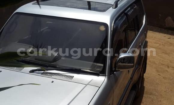 Acheter Occasion Voiture Toyota Land Cruiser Prado Gris à Bujumbura, Bujumbura