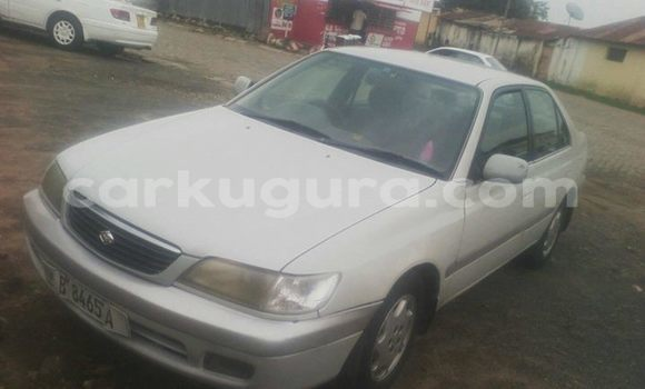Buy Used Toyota Corona White Car in Bujumbura in Bujumbura