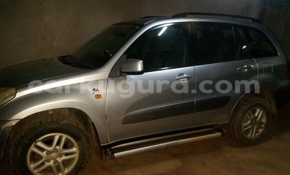 Buy Used Toyota RAV4 Silver Car in Bujumbura in Bujumbura