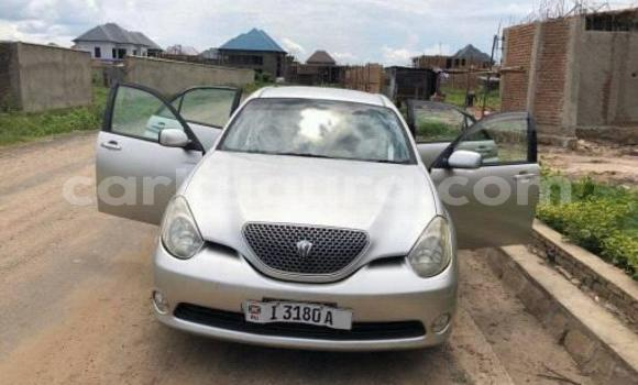 Buy Used Toyota Verossa Silver Car in Bujumbura in Bujumbura