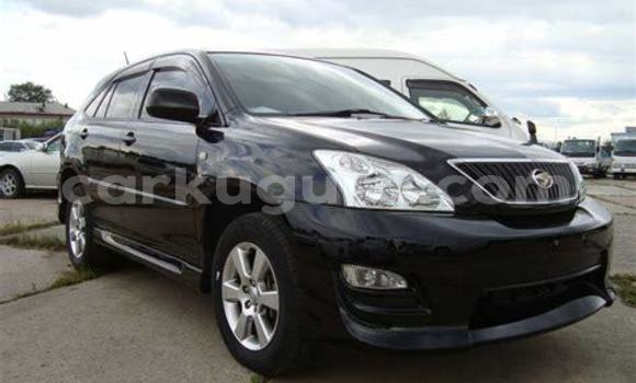 Buy Used Toyota Harrier Black Car in Bujumbura in Bujumbura