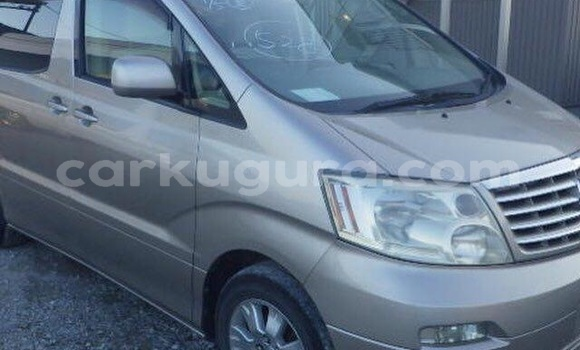 Buy Used Toyota Alphard Other Car in Bujumbura in Bujumbura