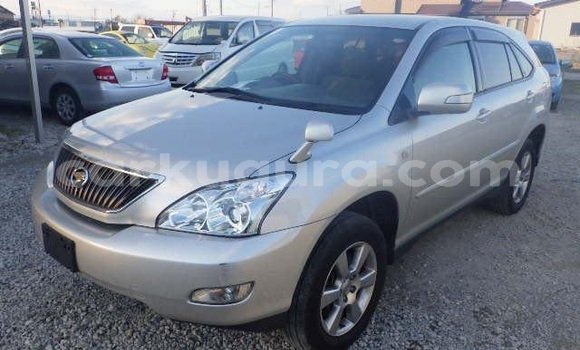 Buy Used Toyota Harrier Silver Car in Bujumbura in Bujumbura