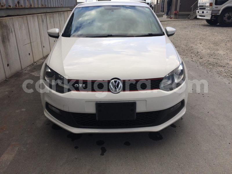Big with watermark vw polo 2011 gti used car for sale in japan www.used cars.co 4