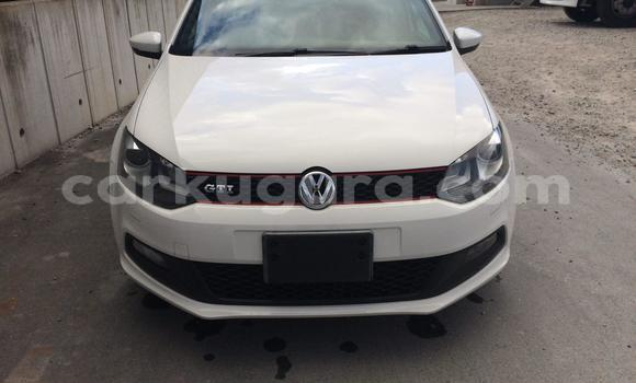Buy Used Volkswagen Polo GTI White Car in Bujumbura in Bujumbura