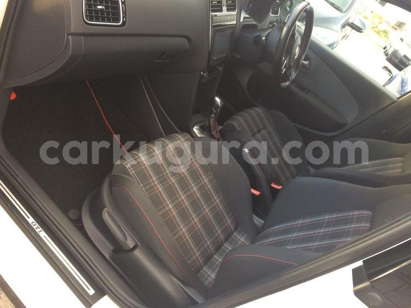 Big with watermark vw polo 2011 gti used car for sale in japan www.used cars.co 17