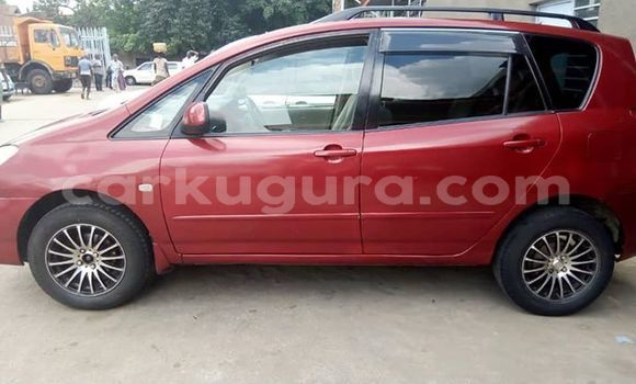 Buy Used Toyota Spacio Red Car in Bujumbura in Bujumbura