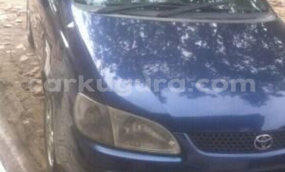 Acheter Occasion Voiture Toyota Spacio Bleu à Bujumbura, Bujumbura