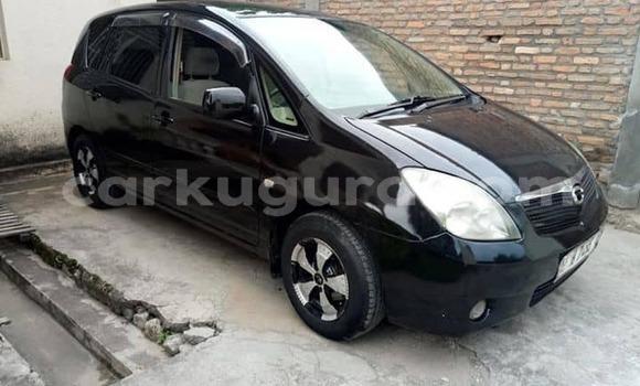 Acheter Occasion Voiture Toyota Spacio Noir à Bujumbura, Bujumbura