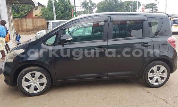 Acheter Occasion Voiture Toyota Ractis Noir à Bujumbura, Bujumbura