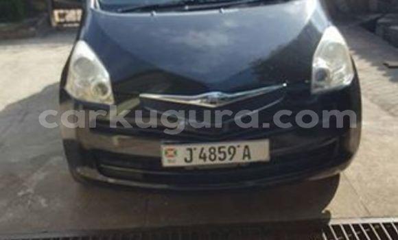 Acheter Occasion Voiture Toyota Ractis Noir à Kinindo, Bujumbura