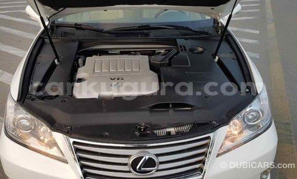 Acheter Importé Voiture Lexus ES Blanc à Import - Dubai, Bujumbura