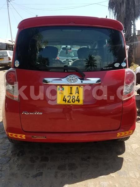 Big with watermark toyota ractis bujumbura bujumbura 5143