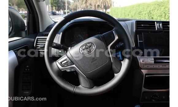Acheter Importé Voiture Toyota Prado Blanc à Import - Dubai, Bujumbura