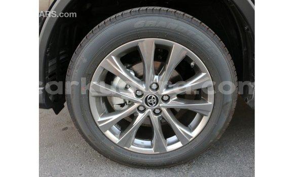 Acheter Importé Voiture Toyota RAV4 Noir à Import - Dubai, Bujumbura