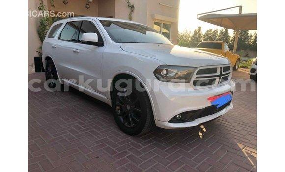 Acheter Importé Voiture Dodge Durango Blanc à Import - Dubai, Bujumbura