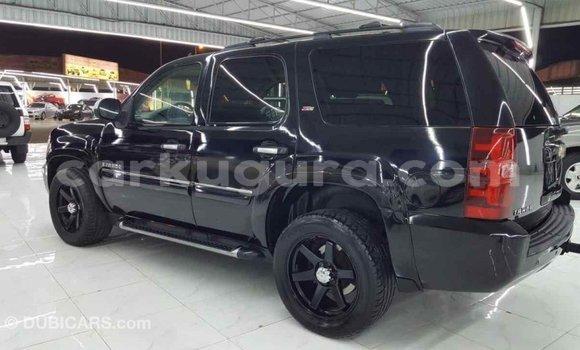Acheter Importé Voiture Chevrolet Tahoe Noir à Import - Dubai, Bujumbura
