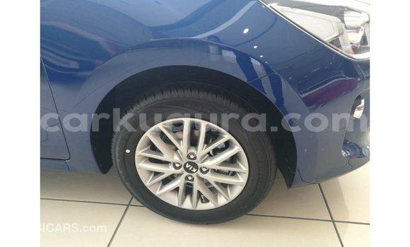 Acheter Importé Voiture Kia Rio Bleu à Import - Dubai, Bujumbura