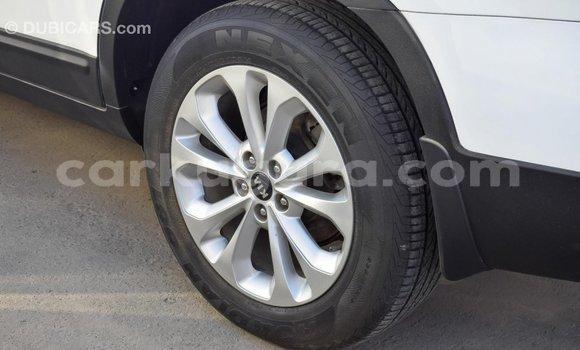 Acheter Importé Voiture Kia Sorento Blanc à Import - Dubai, Bujumbura