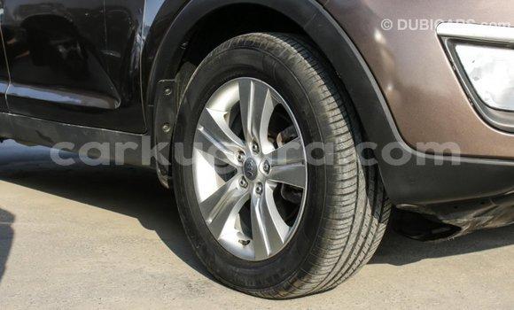 Acheter Importé Voiture Kia Sportage Marron à Import - Dubai, Bujumbura