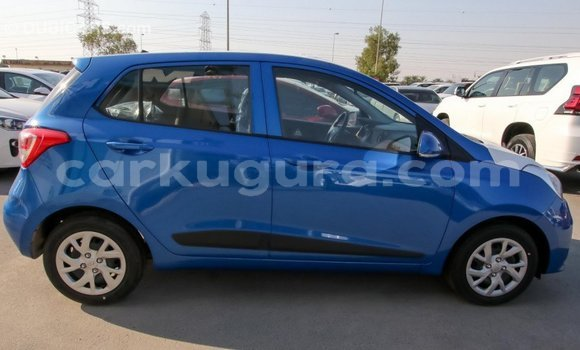 Acheter Importé Voiture Hyundai i10 Bleu à Import - Dubai, Bujumbura