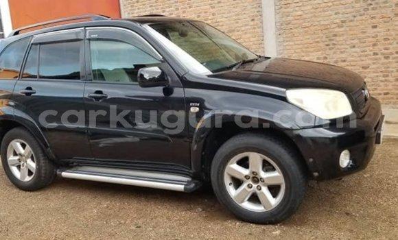 Acheter Occasion Voiture Toyota RAV4 Noir à Bujumbura, Bujumbura
