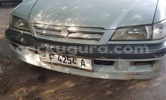 Acheter Occasion Voiture Toyota Premio Gris à Bujumbura, Bujumbura