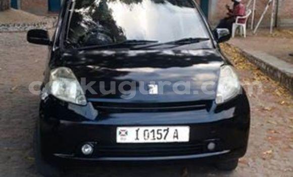 Acheter Occasion Voiture Toyota Passo Noir à Bujumbura, Bujumbura