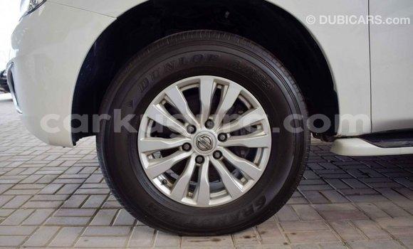 Buy Import Nissan Patrol White Car in Import - Dubai in Bujumbura