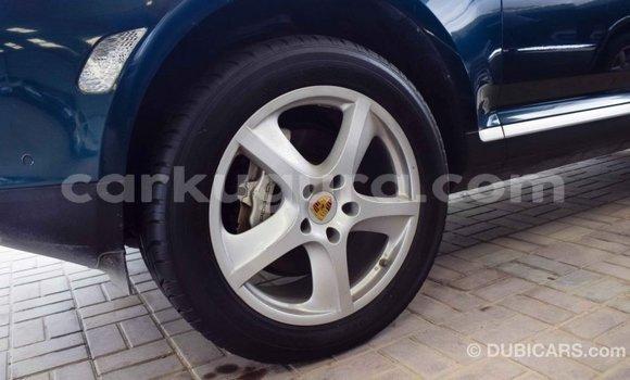 Buy Import Porsche Cayenne Green Car in Import - Dubai in Bujumbura