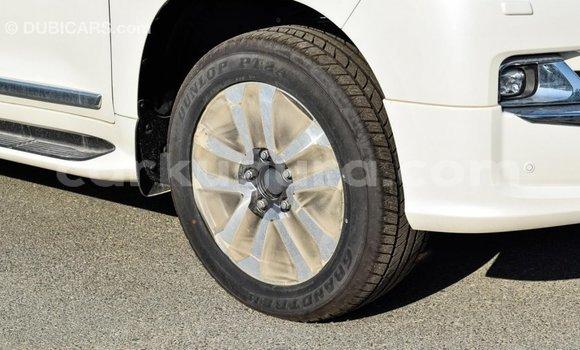 Buy Import Toyota Land Cruiser White Car in Import - Dubai in Bujumbura