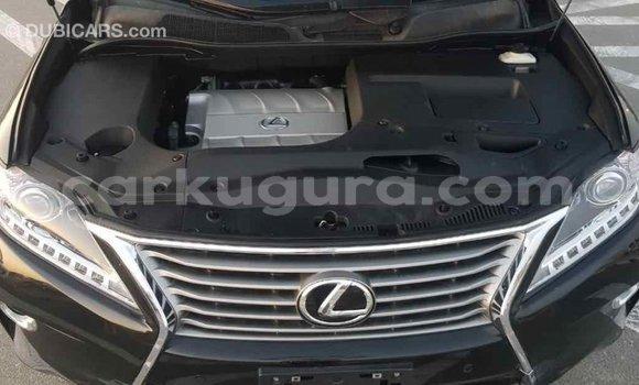 Acheter Importé Voiture Lexus RX 350 Noir à Import - Dubai, Bujumbura
