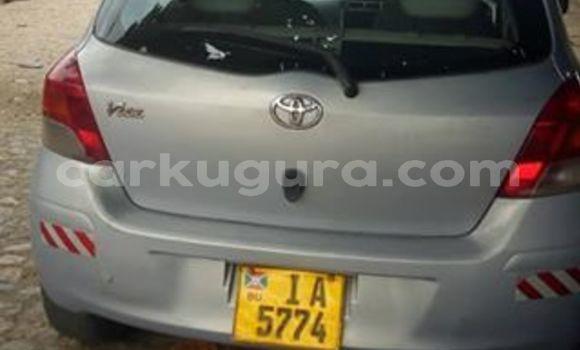 Acheter Occasion Voiture Toyota Vitz Autre à Bujumbura, Bujumbura