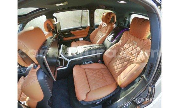Acheter Importé Voiture Lexus LX Noir à Import - Dubai, Bujumbura