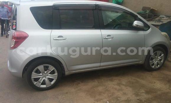 Acheter Occasion Voiture Toyota Ractis Gris à Bujumbura, Bujumbura
